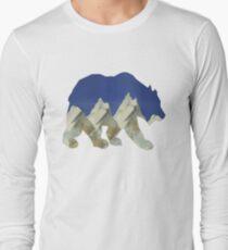 Camiseta de manga larga Rocky Mountain Pass
