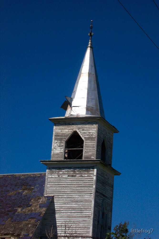 Church Steeple by littlefrog7
