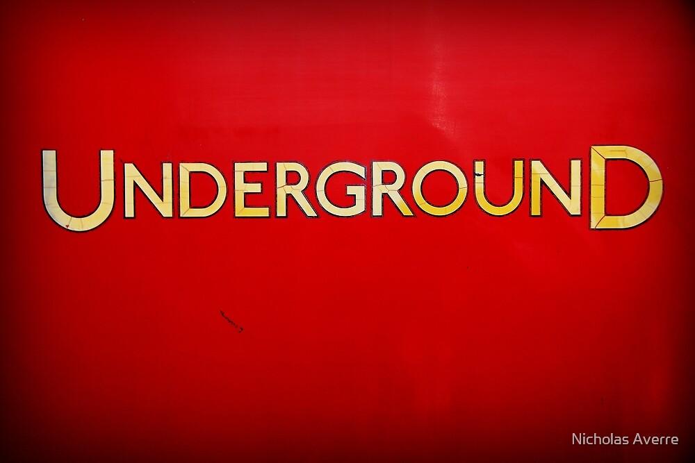 Going Underground by Nicholas Averre