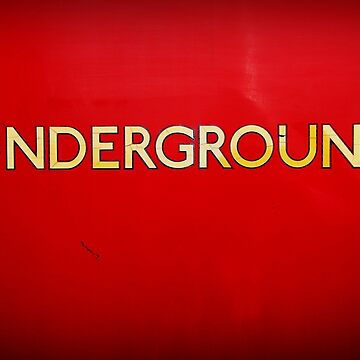 Going Underground by panoramica
