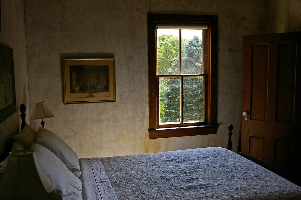Grandma's Bedroom by Tom  Reynen