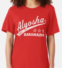 Alyosha Slim Fit T-Shirt