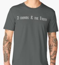 3 chords and the truth Men's Premium T-Shirt