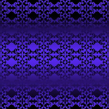 Purple and Black #2 by Kezzarama