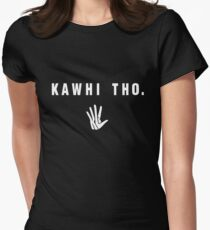 Kawhi Tho - Hands Women's Fitted T-Shirt