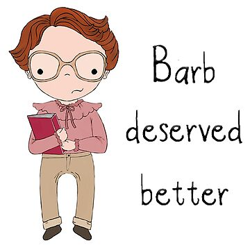 Barb Deserved Better by mimiboo