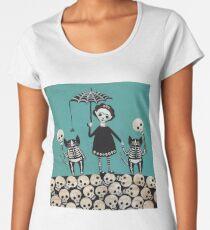 Tag der Toten Premium Rundhals-Shirt