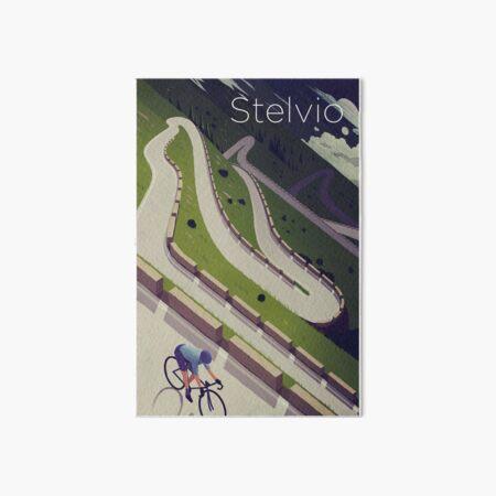'Stelvio' Print Art Board Print