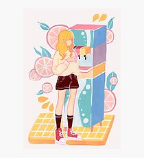 Citrus Pop  Photographic Print