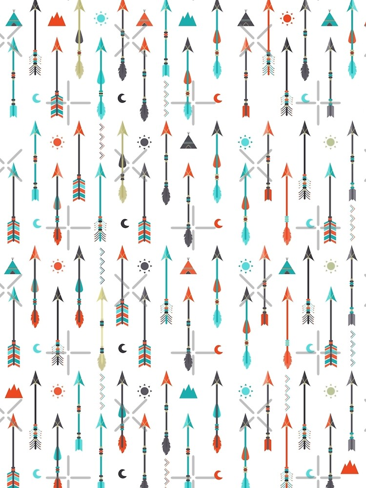 AFE Tribal Inspired Arrows by afeimages1