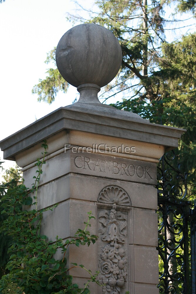 Cranbrook Cornerstone by FerrellCharles
