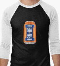 IRN BRU - Bottle Men's Baseball ¾ T-Shirt