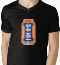 IRN BRU - Bottle Men's V-Neck T-Shirt