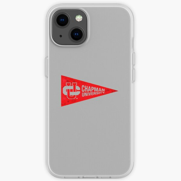 Chapman University CU iPhone Soft Case