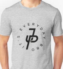 Everyday Bro It's JP T-Shirt
