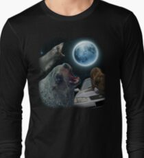 Three seal moon T-Shirt
