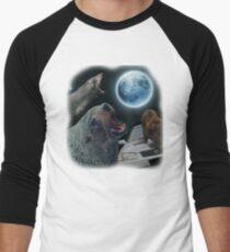 Three seal moon T-Shirt