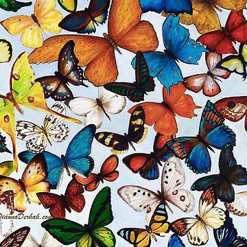 Butterflies by Dianna Derhak by DiannaDerhak