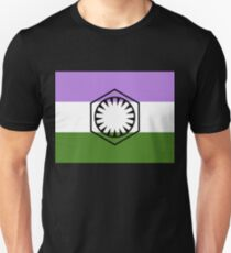 Genderqueer First Order (reverse) T-Shirt