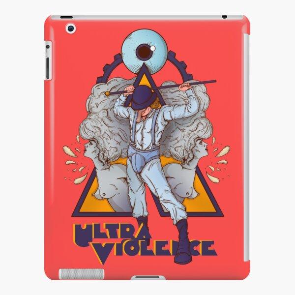 A clockwork orange ULTRAVIOLENCE iPad Snap Case