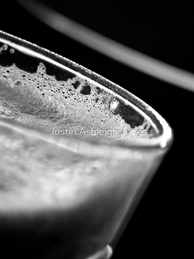 Latte In Progress by Justin Ashleigh Jones