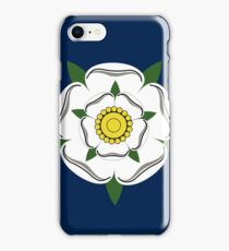 yorkshire flag iPhone Case/Skin