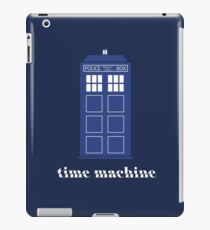 The Tardis Time Machine iPad Case/Skin