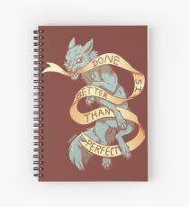 Done is Better Than Perfect Spiral Notebook