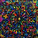 Universal Structures 5 Cathedral Window by Lynne Kells (earthangel)