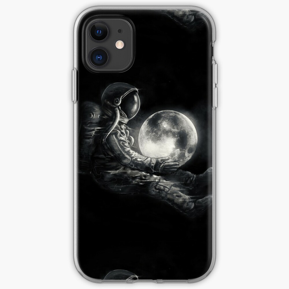 Moon Play iPhone Case & Cover