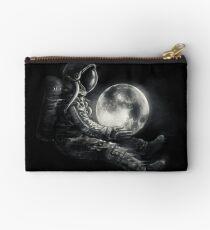 Moon Play Zipper Pouch