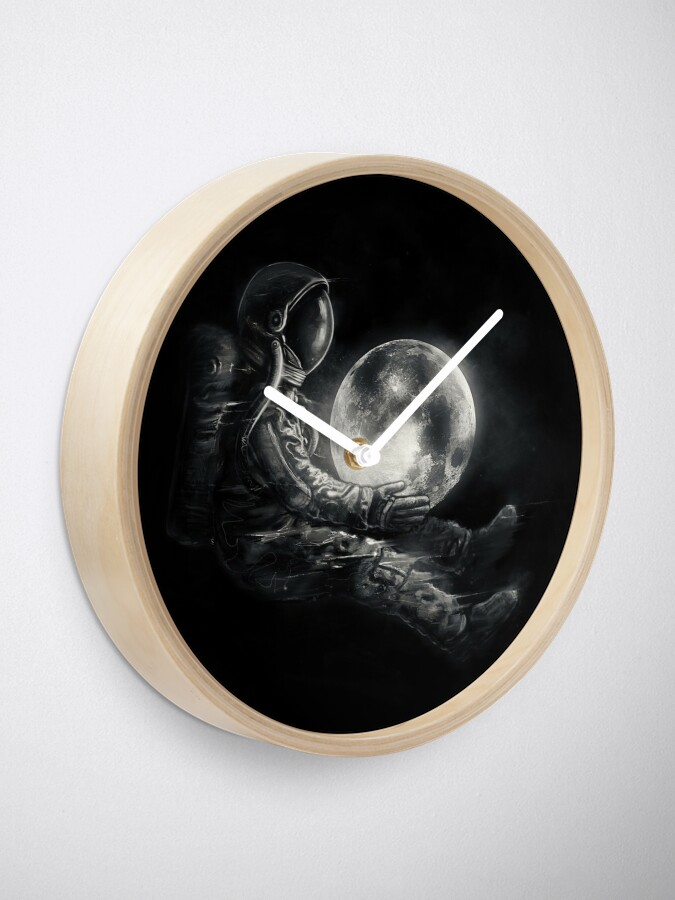 Alternate view of Moon Play Clock
