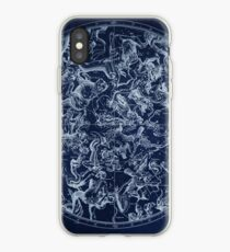 Vintage Constellations & Astrological Signs | White iPhone Case