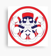Hydra America Canvas Print