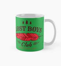 Lost Boys Club // Peter Pan Mug