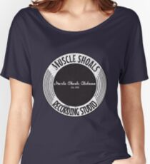 Muscle Shoals Recording Studio Women's Relaxed Fit T-Shirt