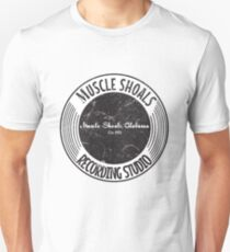 Muscle Shoals Recording Studio Unisex T-Shirt
