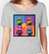 Warhol Kazooie Women's Relaxed Fit T-Shirt