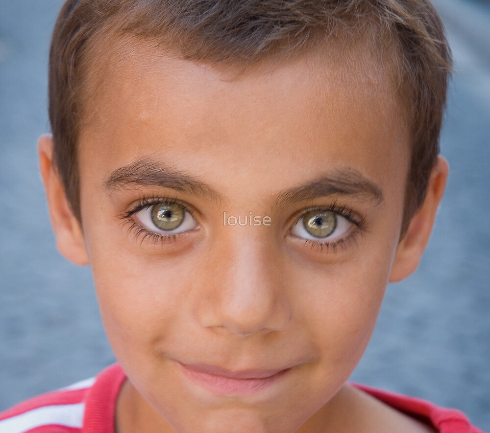innocent eyes by louise