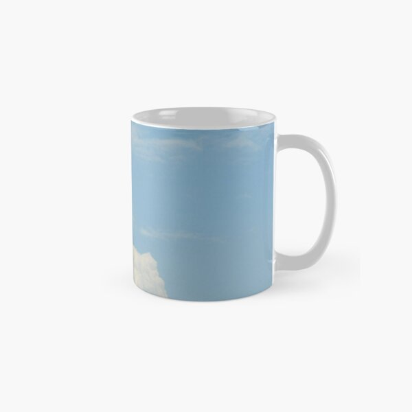 Powder Blue Classic Mug