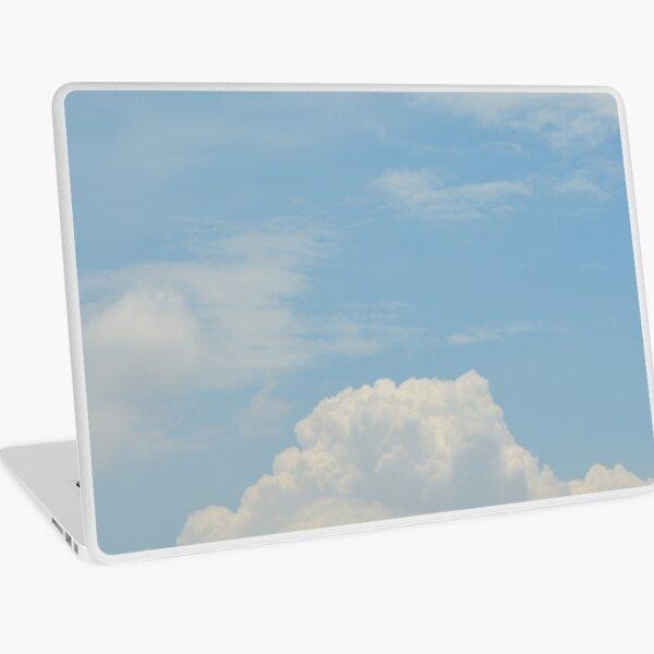 Powder Blue Laptop Skin