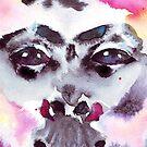 Psychedelic Monkey by balgrittella