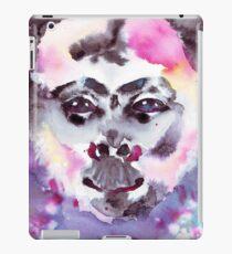 Psychedelic Monkey iPad Case/Skin