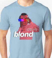 Frank Ocean Blond Helmet Logo T-Shirt