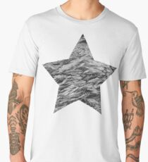 Black Star Men's Premium T-Shirt
