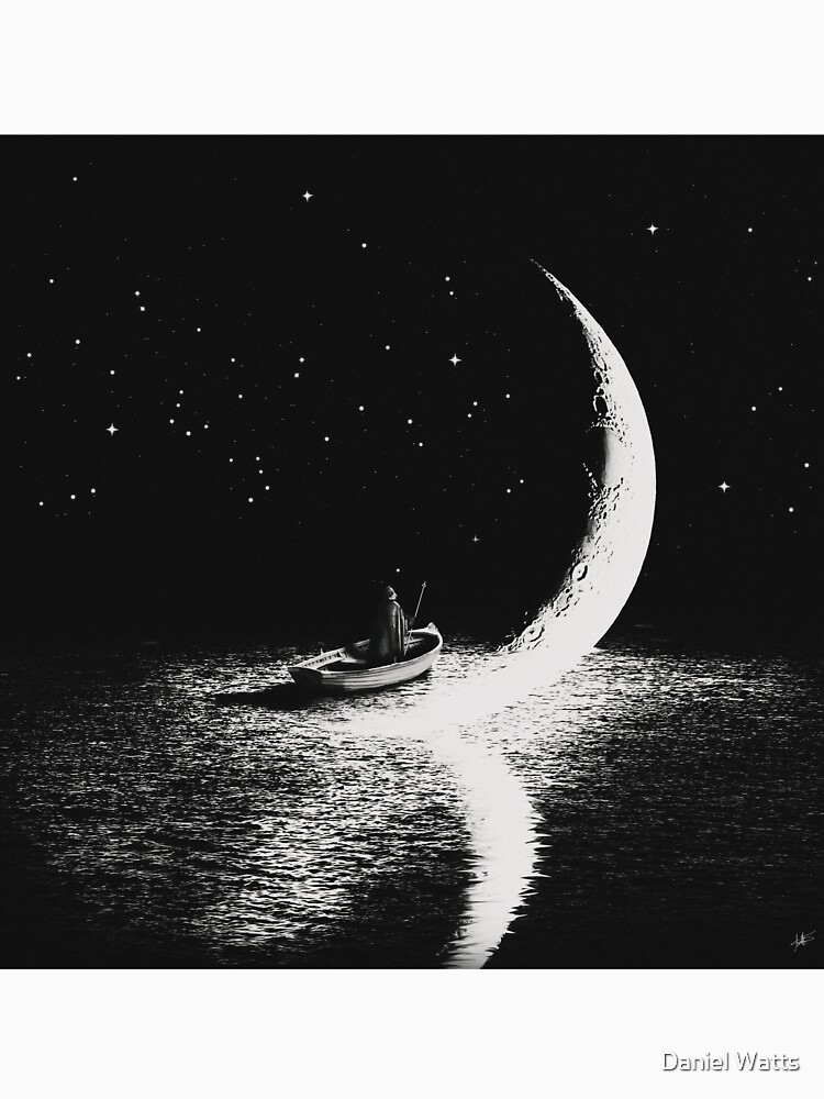 Arrival At Moonlight by DanJohnDesign