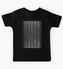Tyre section of a super car race Kids Clothes