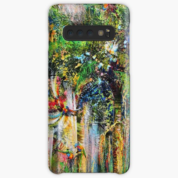 Tropical palms Samsung Galaxy Snap Case