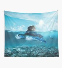 Tortue Wall Tapestry