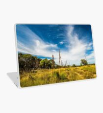 Country scenery in Australian outback Laptop Skin